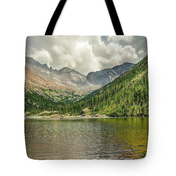 Mills Lake 2 Tote Bag