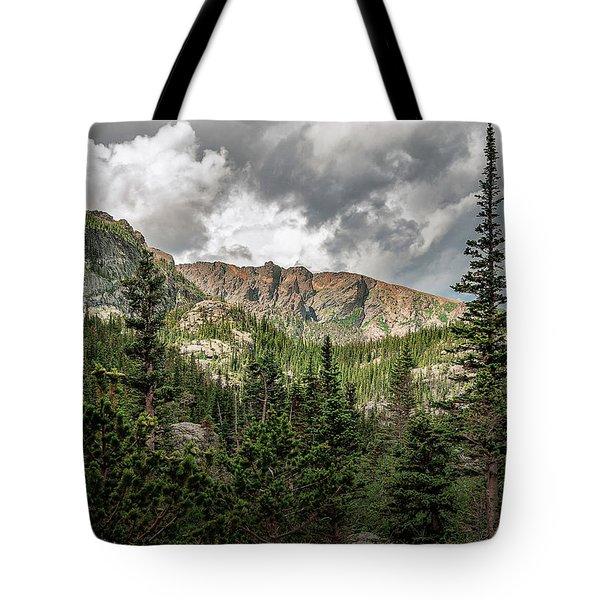 Mills Lake Hike Tote Bag