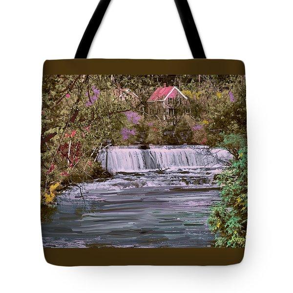 Millstream Tote Bag