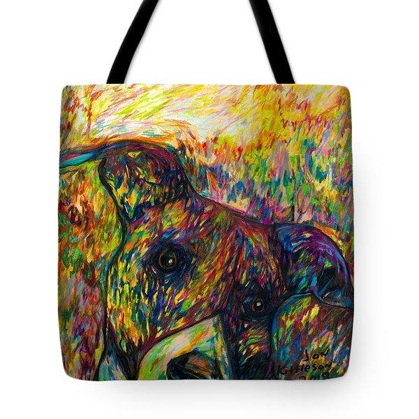 Milo Two Tote Bag
