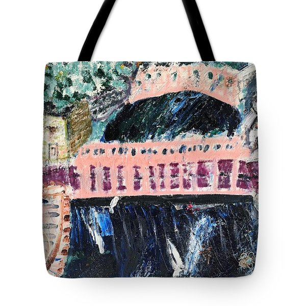 Milton Center Tote Bag