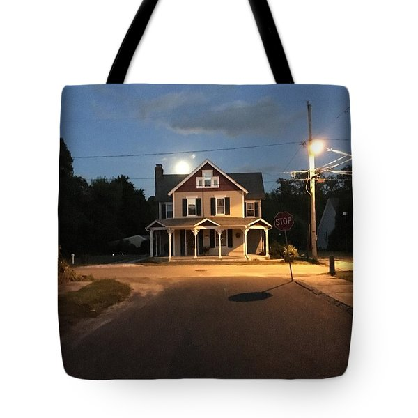 Milton Historic Collins  Tote Bag