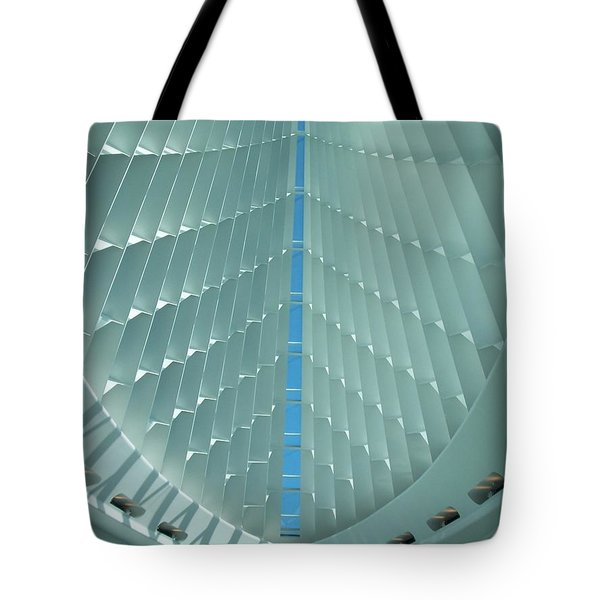 Milwaukee Art Museum Interior Tote Bag