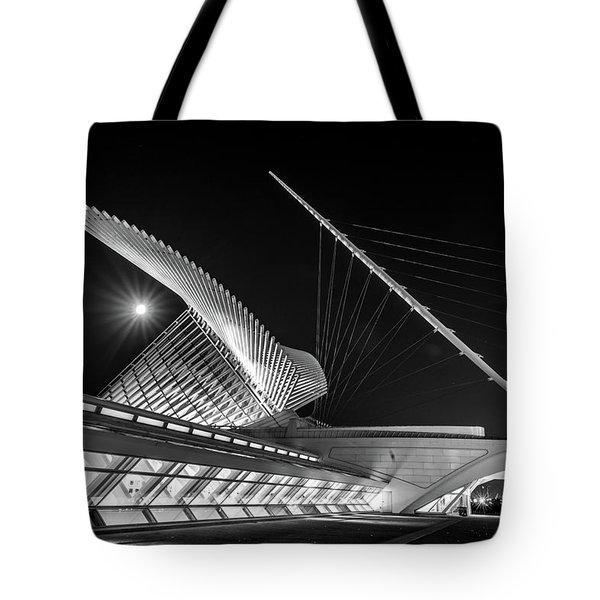 Milwaukee Art Musuem Tote Bag