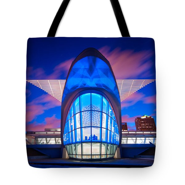 Milwaukee's Wings Tote Bag