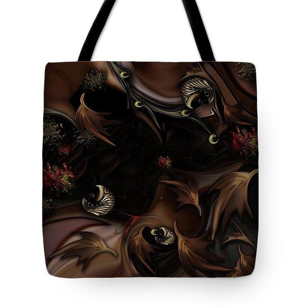 Mind-bending Nature Tote Bag
