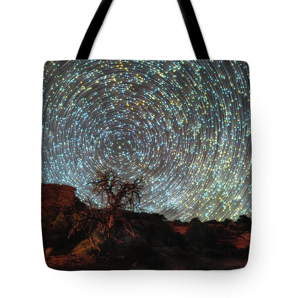 Mind Bending Tote Bag