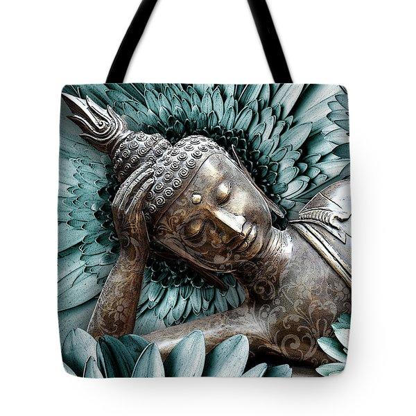 Mind Bloom Tote Bag