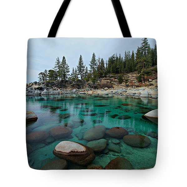 Mind Blowing Clarity Tote Bag