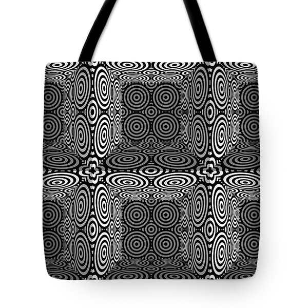 Mind Games 3d 3b 2 Tote Bag