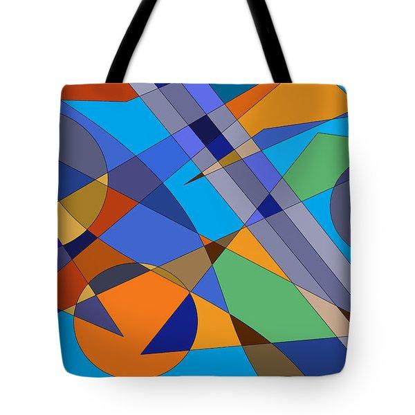 Mind Games Tote Bag