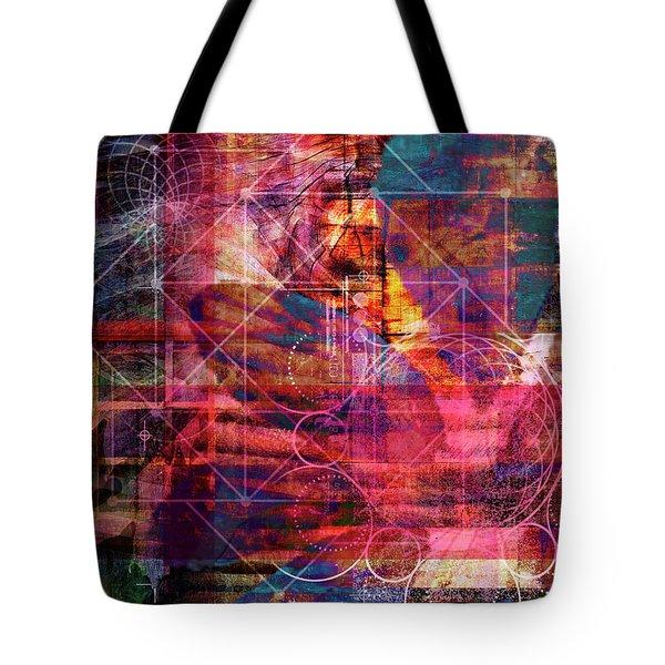 Mind Matter Tote Bag