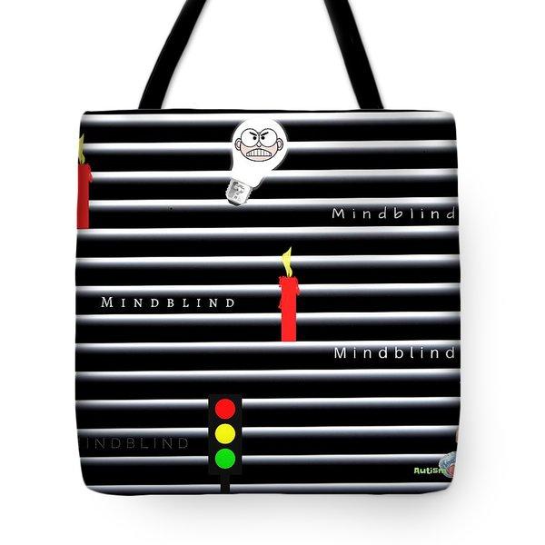 Mindblind Tote Bag
