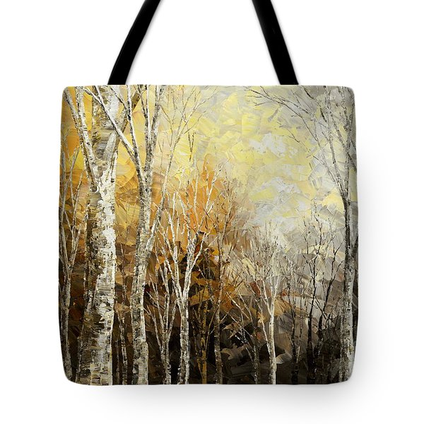 Mindful Melodies Tote Bag