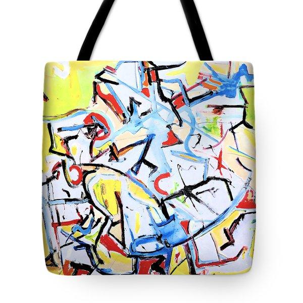 Mindstreams Tote Bag
