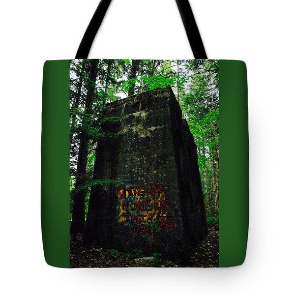 Mine 8 Matrix Tote Bag