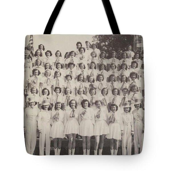 Mineola Hs Tote Bag
