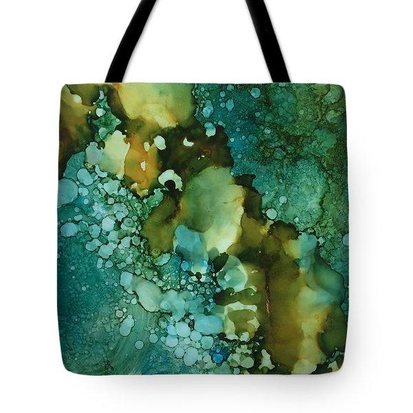 Mineral Spirits Tote Bag