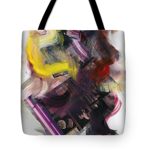 Mingus Cumbia II Tote Bag