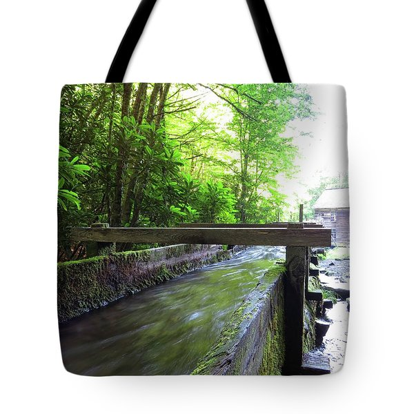 Mingus Mill Tote Bag