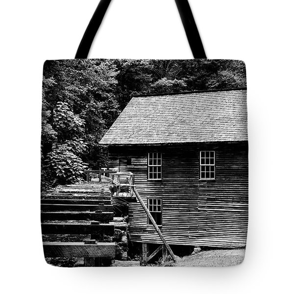 Mingus Mill Run Tote Bag