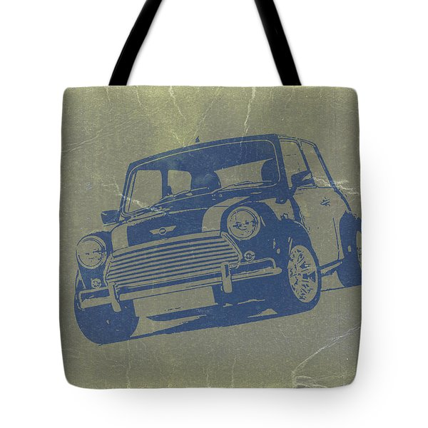 Mini Cooper Tote Bag