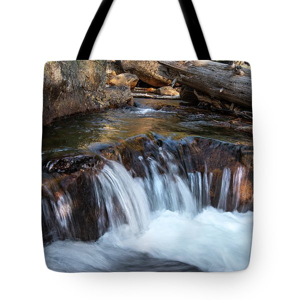 Mini-fall At Eagle Falls Tote Bag