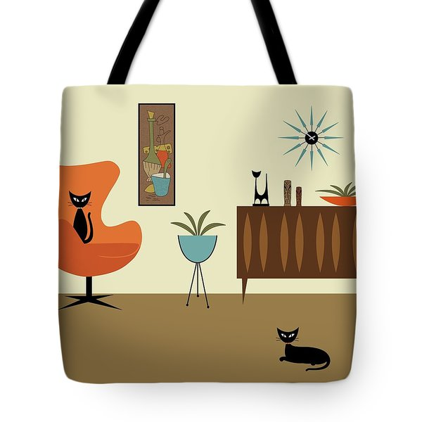 Tote Bag featuring the digital art Mini Gravel Art 3 by Donna Mibus