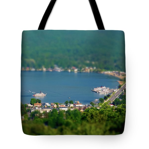 Mini-ha-ha Tote Bag