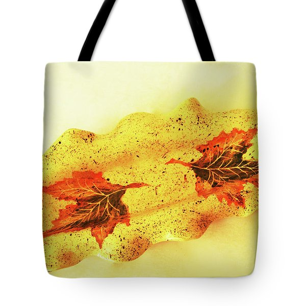 Mini Long Bowl Tote Bag by Itzhak Richter