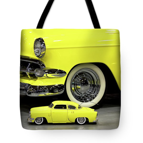 Mini Look Alike Tote Bag
