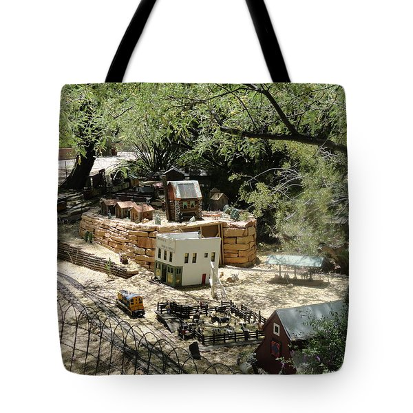 Mini Town Tote Bag