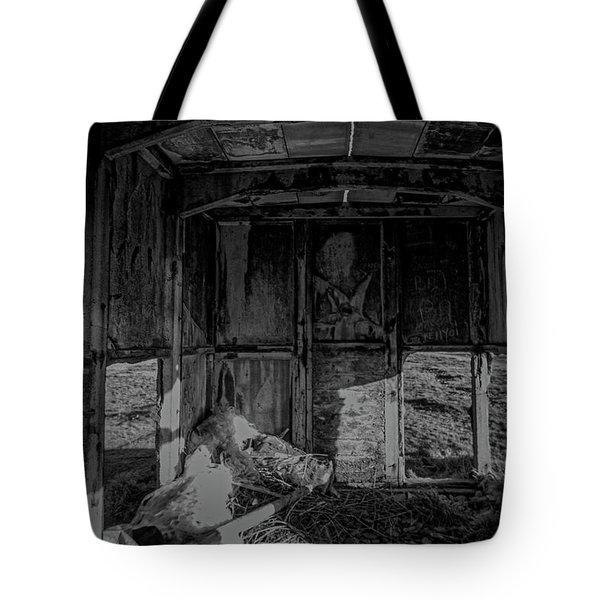Mini Urbex Tote Bag