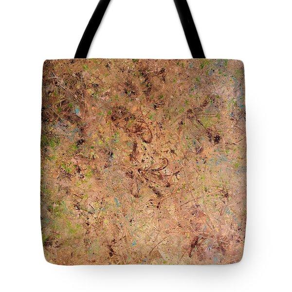 Minimal 7 Tote Bag