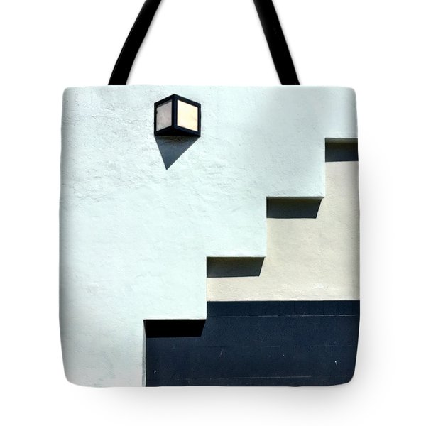 Minimal Tote Bag by Julie Gebhardt
