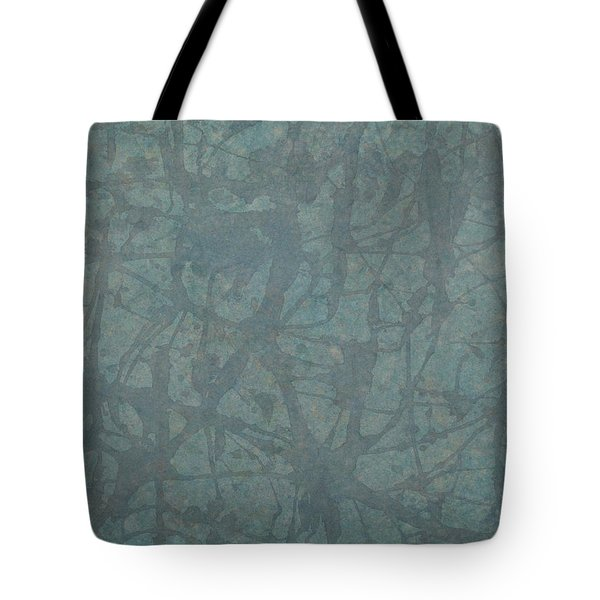 Minimal Number 3 Tote Bag by James W Johnson