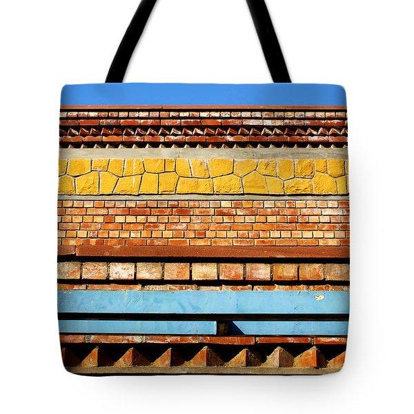 Minimal Sundae Tote Bag by Prakash Ghai