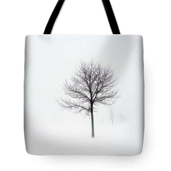 Minimum Visibility Tote Bag
