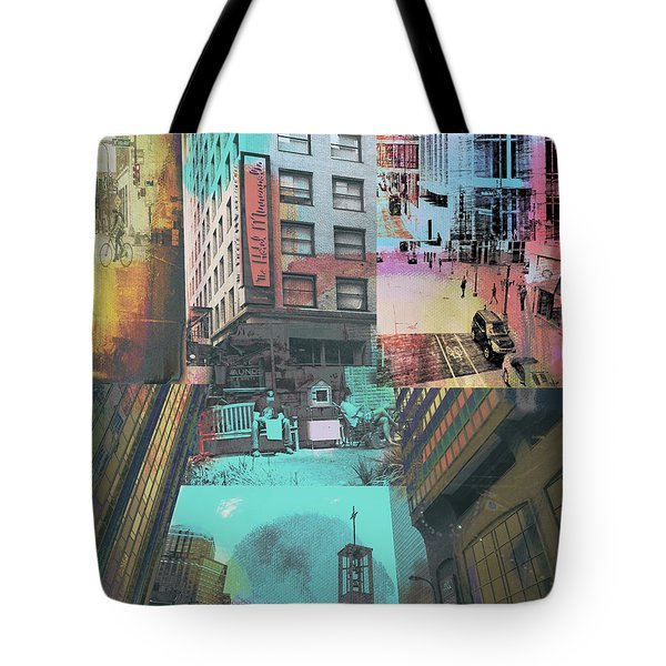 Minneapolis City Life Tote Bag