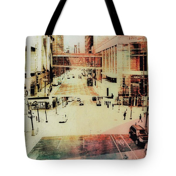 Minneapolis  Streets  4 Tote Bag