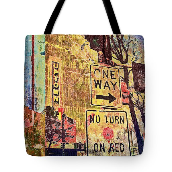 Minneapolis Uptown Energy Tote Bag