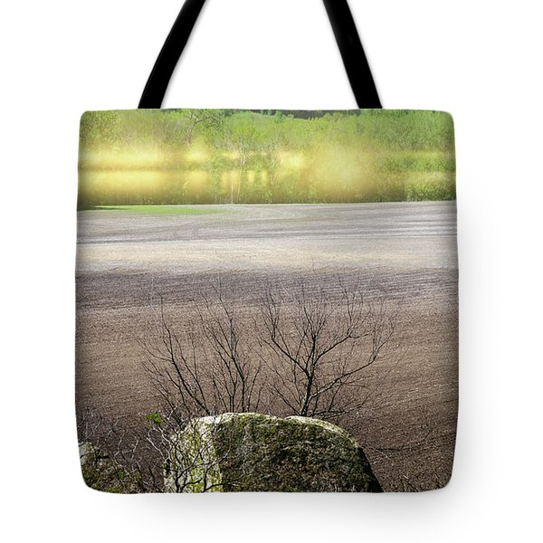 Minnesota Quantum Field..... Tote Bag