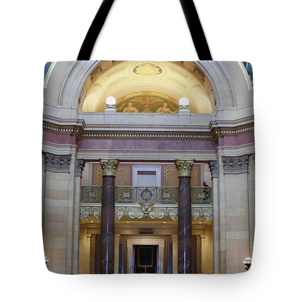 Minnesota House  Tote Bag
