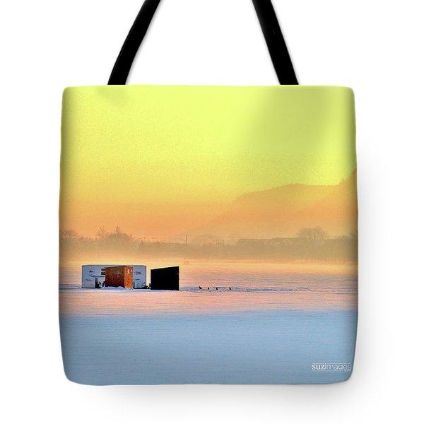 Minnesota Sunrise Tote Bag