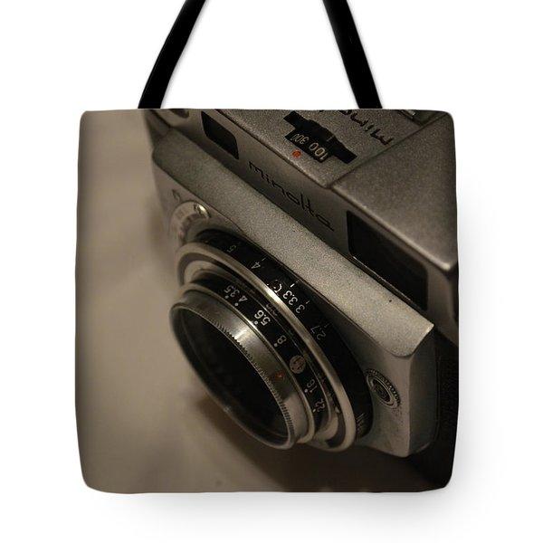 Minolta A Tote Bag