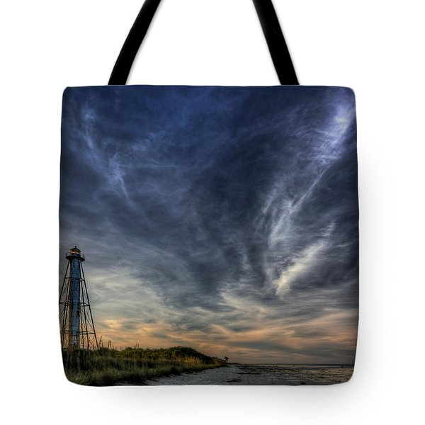Minor Earth. Major Sky. Tote Bag