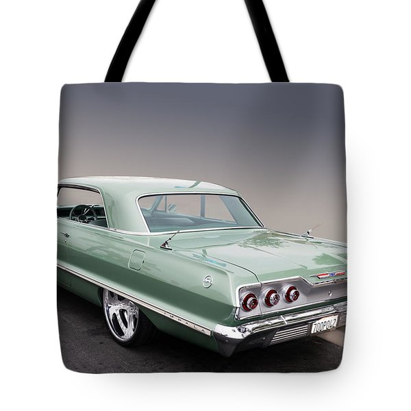 Mint Impala  Tote Bag
