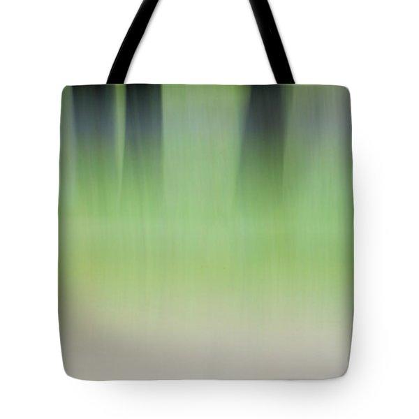 Mint Slice Tote Bag