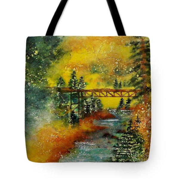 Minturn In Autumn Tote Bag
