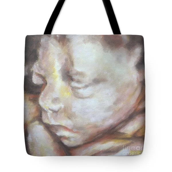 Miracle Baby Tote Bag